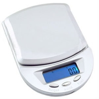 New Mini Silver Digital LCD Pocket Jewelry Scale 200g //0.01g Weight Balance #54